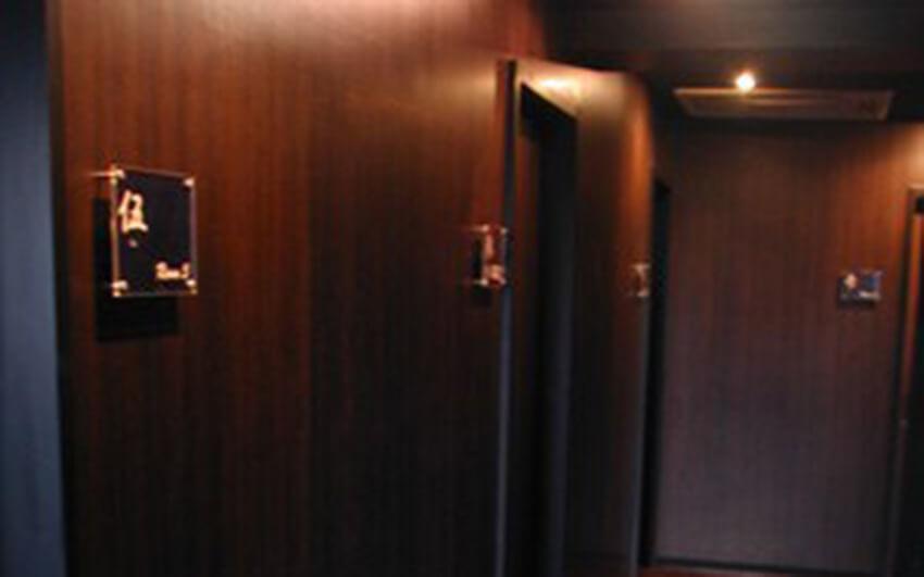 Narita Hostel Clean Hallway