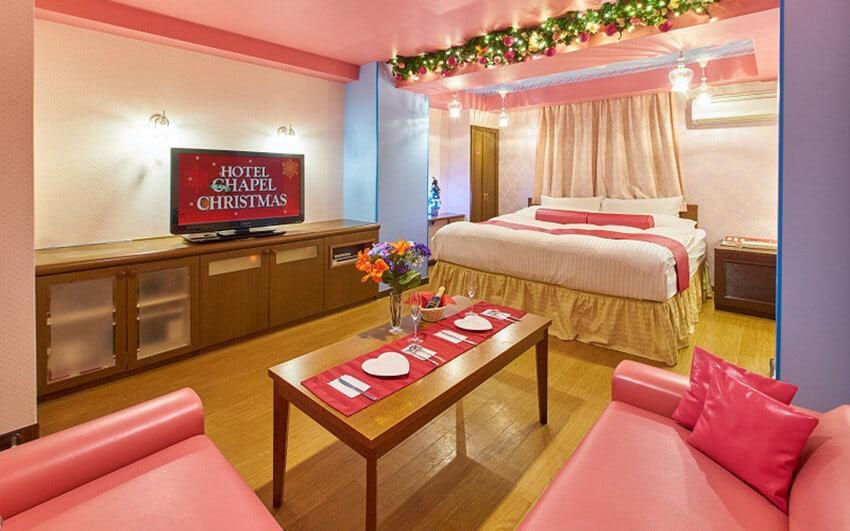Narita Hotel Blan Chapel Christmas (Love Hotel - Adults Only)