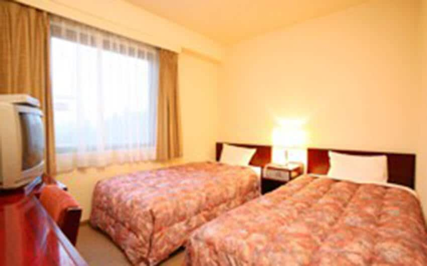 Sky court Narita airport twin room at cheap rate