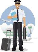 Airline Pilot Jeff